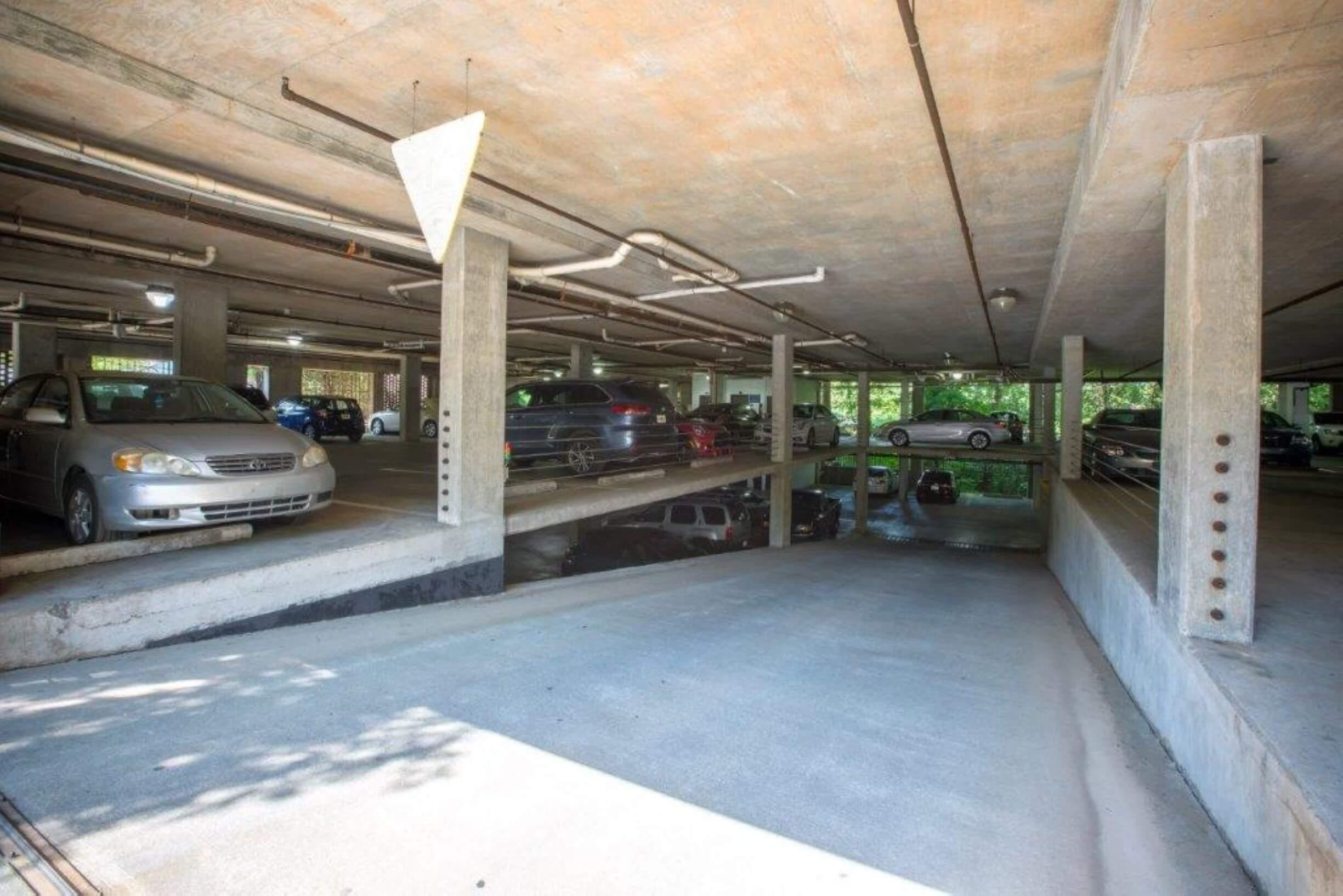 parking at Charleston Court